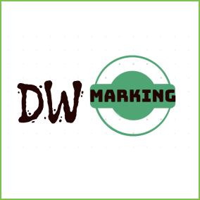 DW Marking logo