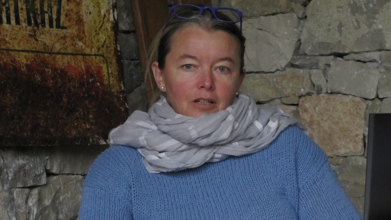 Caroline Barellle