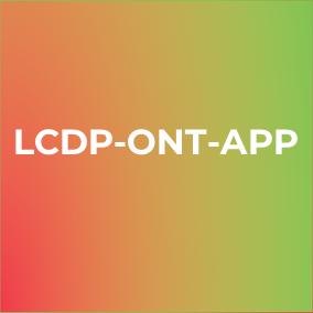 LCDP-ONT-APP